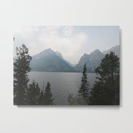 The view that changes lives Metal Print
