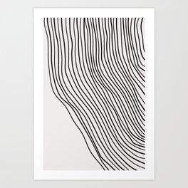 Line Drawing,Line Art,Abstract Art Print,Black and White Print,Line Art Print,Abstract Wall Art,Wall Art Print