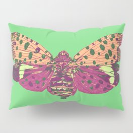 Spotted Lantern Fly Pillow Sham