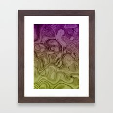 hhrgjjfssshgfiii Framed Art Print