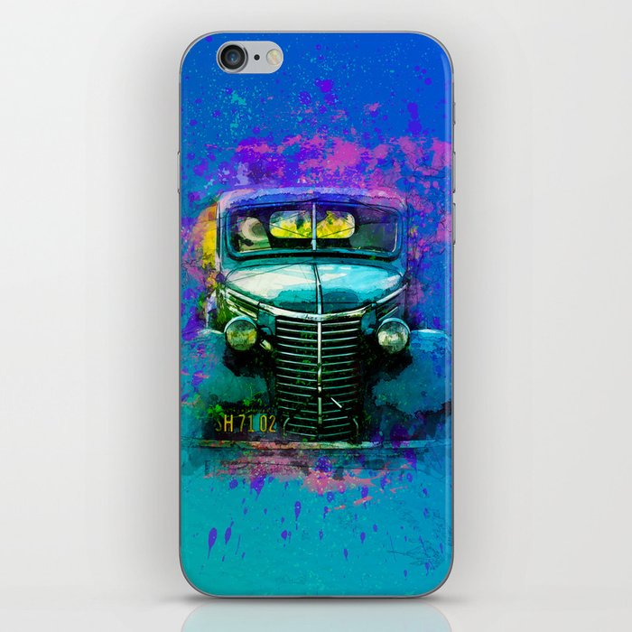 Chevrolet Pick-Up iPhone Skin