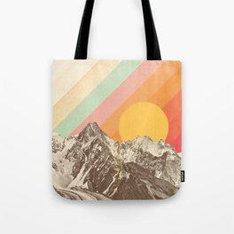 Mountainscape 1 Tote Bag