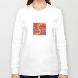 Flower Show Colors Long Sleeve T-shirt