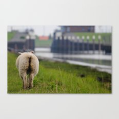 GOING HOME... Canvas Print