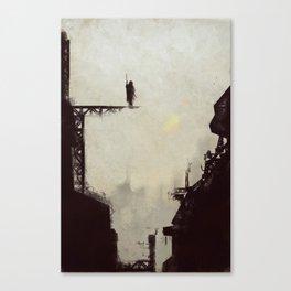 Watch Canvas Print