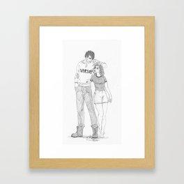 That's So Razzy Framed Art Print
