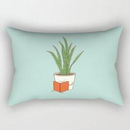 indoor plants Rectangular Pillow