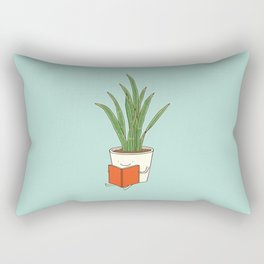indoor plants Rectangular Pillow