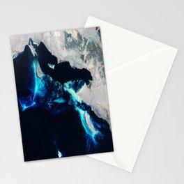 Sea Coastline Stationery Cards