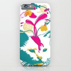 Liquid thoughts:Cat iPhone 6s Slim Case