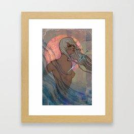 Don't fear Framed Art Print