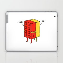 I'll Never Le Go Laptop & iPad Skin