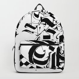 CALLIGRAPHY N°3 ZV Backpack
