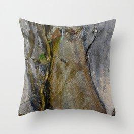 Waterfall mimetolit Throw Pillow