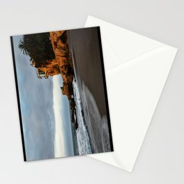 The Lookout over the Beach Stationery Cards