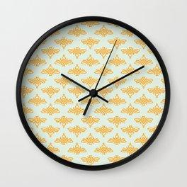 Celtic Bees Wall Clock