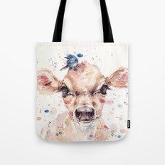 Little Calf Tote Bag