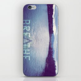Breathe in the Beauty of Nature iPhone Skin