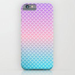 Mermaid Scale Pattern iPhone Case