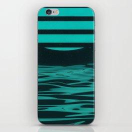 Symbol Over Water iPhone Skin