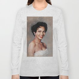 Dorothy Dandridge, Hollywood Legend Long Sleeve T-shirt
