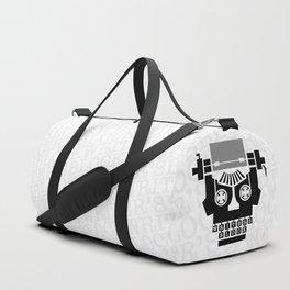 Writer's Block II Duffle Bag