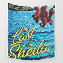 The Last of Sheila Wall Tapestry