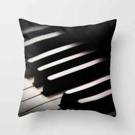 Low Key Throw Pillow