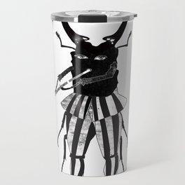 BLACK JOKER OF HAMELIN Travel Mug