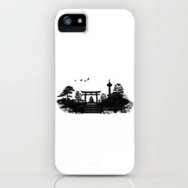Kyoto Japan iPhone Case