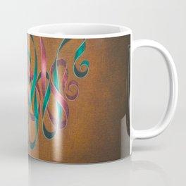 Entwining Ribbons Coffee Mug