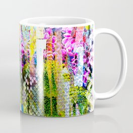 snake flowers Coffee Mug