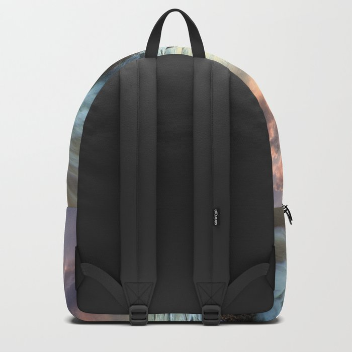 Swept Backpack
