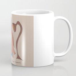Alice and the flowers Coffee Mug
