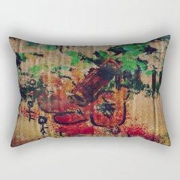 Humanity Rectangular Pillow