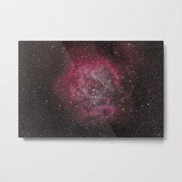 Rosette Nebula #2 Metal Print