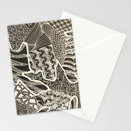 Zentangles 01 Stationery Cards