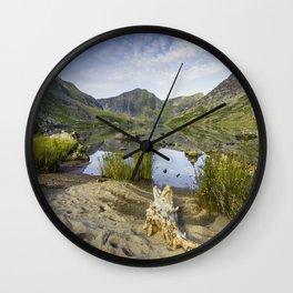 Llyn Ogwen  Wall Clock
