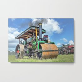 Marshall Steam Roller Metal Print