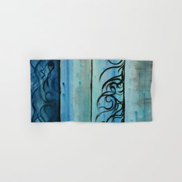 Four Waters Come to Life Hand & Bath Towel