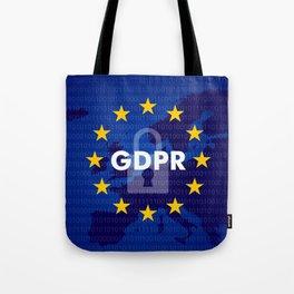 General Data Protection Regulation Tote Bag