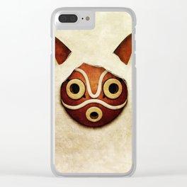 Mononoke Clear iPhone Case