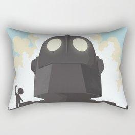 I Am Not A Gun Rectangular Pillow