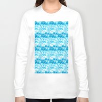 ice Long Sleeve T-shirts featuring Ice. by Assiyam
