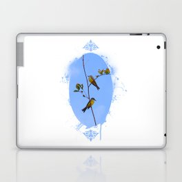 A fine pair Laptop & iPad Skin