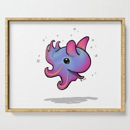 Dumbo Octopi My Mind Serving Tray