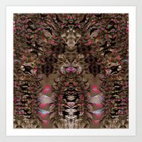 africa Art Prints featuring AFRICA  by SaRai