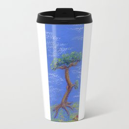 Another Blue Bonsai Travel Mug