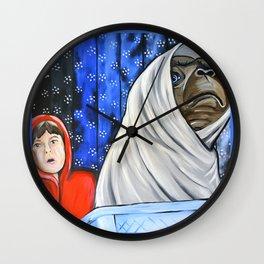 E.T. Wall Clock