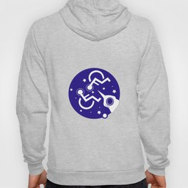 DISABLED IN SPACE Hoody